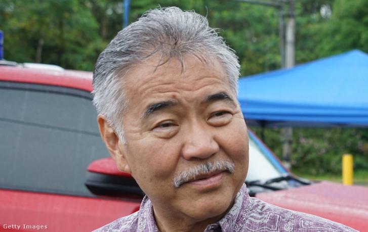 David Ige, Hawaii állam kormányzója