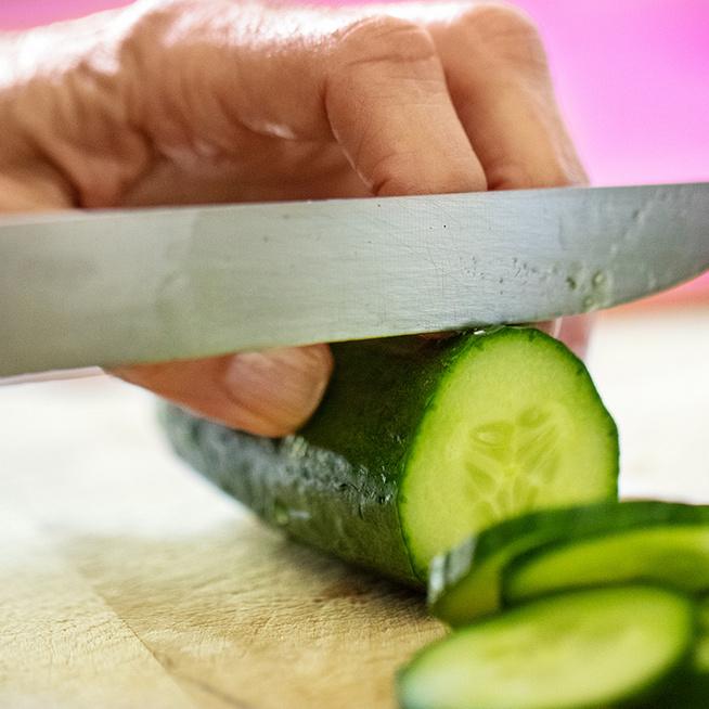 4 dolog, ami tönkreteszi a konyhai kés élét: a tárolása is számít