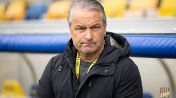 Bernd Storck távozik Dunaszerdahelyről