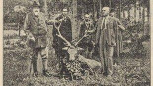 Meghökkentő mesék - szemez-getés a múlt századi sajtó írá-saiból