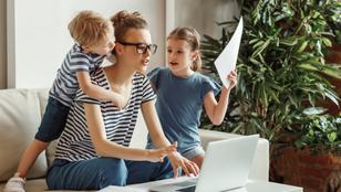 Egy anyuka beleírta az önéletrajzába, mit teljesített a karantén alatt, magasabb fizetést remél