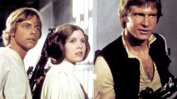 A legfontosabb mondat hiányzik a Star Wars-forgatókönyvből