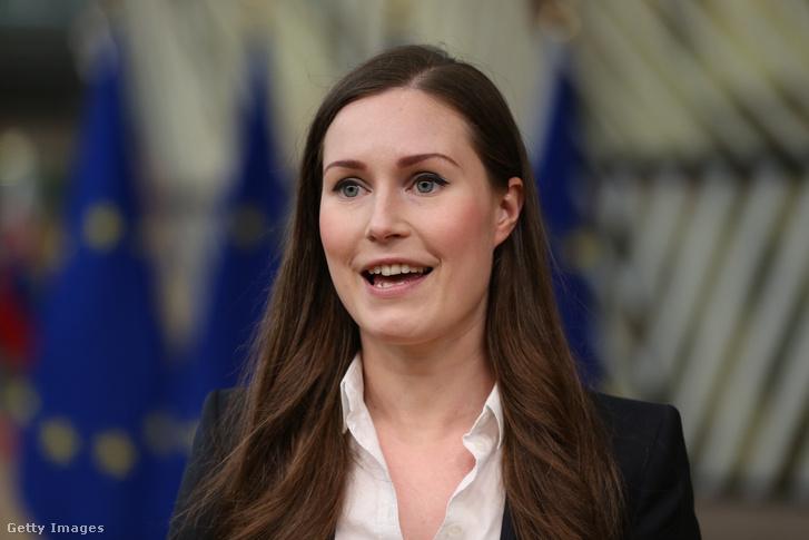 Sanna Marin finn miniszterelnök