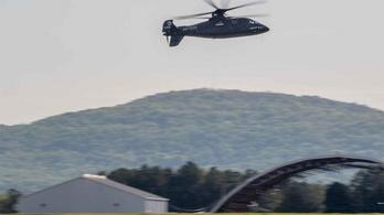 Új helikoptert mutatott be a Sikorsky az amerikai hadseregnek