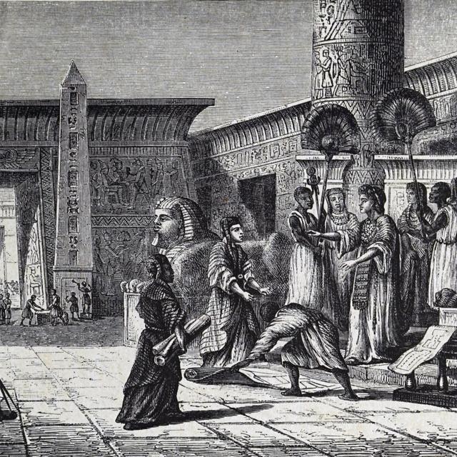 Nem úgy semmisült meg az alexandriai könyvtár, ahogy hitték: többszöri tűzeset végzett az értékes iratokkal
