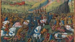 Egy sikeres magyar keresztes hadjárat: II. András király a Szentföldön (1217–1218)