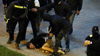A belarusz parlament módosította a szélsőségességek elleni harcról szóló törvényt