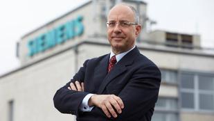 Távozik a Siemens magyarországi vezetője