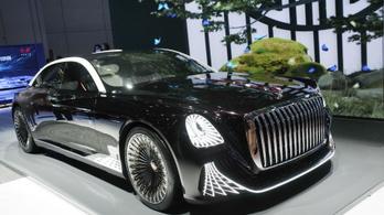 Új távlatokat nyit a luxusban ez a kínai limuzin