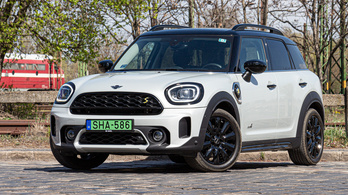 Teszt – Mini Cooper Countryman SE All4