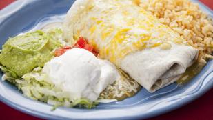 Pulykás wrap guacamoléval és retekkel – egészséges és jól csomagolható finomság