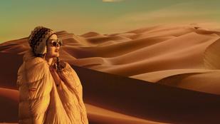 Hogy lehetnek mínuszok a sivatagban éjjel, ha nappal olyan pokoli a hőség?