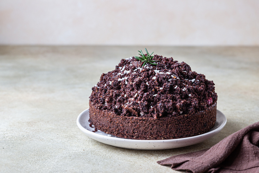 Gyümölcsös, mascarponés vakondtúrás torta: belül fantasztikusan krémes