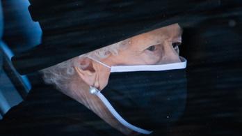 A 95 éves II. Erzsébet üzent a részvétnyilvánítóknak