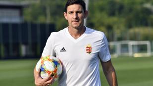 Megerősítették Gera Zoltán pozícióját az U21-es labdarúgó-válogatott élén