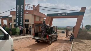 Ismét diákokat raboltak el Nigériában