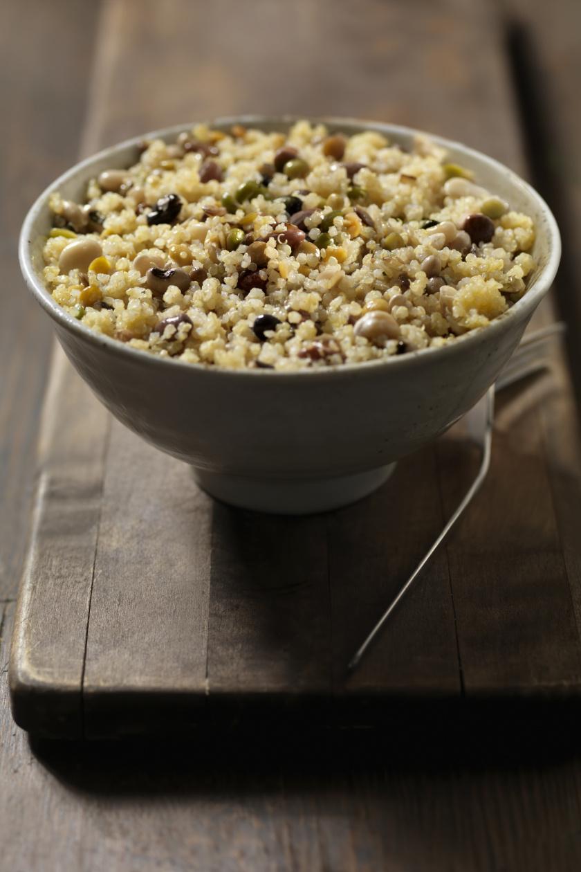 quinoa álló ok