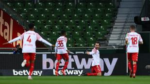 Szalai Ádám győztes gólt lőtt a Mainzban