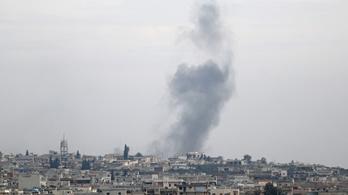 Újabb kölcsönös támadások Szíria és Izrael között