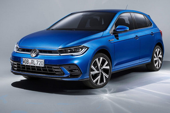 Megmutatták az új Volkswagen Polót