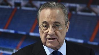 Florentino Perez: Készenléti állapotban van a szuperliga