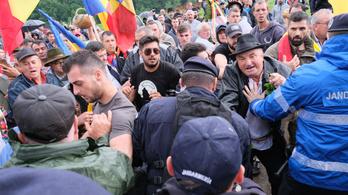 A román legfőbb ügyészség előtt az úzvölgyi magyarellenes incidens ügye