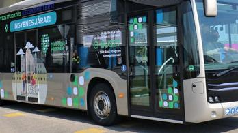 Kecskeméten folytatódik az elektromos buszok tesztelése