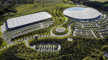 Eladja szupermodern központját a McLaren