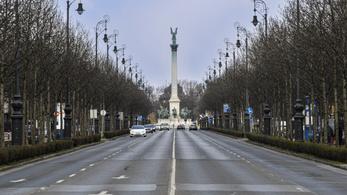Autómentessé teszik a hétvégén a budapesti Andrássy utat