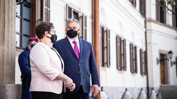 Orbán Viktor Müller Cecíliáról: Nem minden hős visel köpenyt