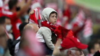 Gyermekek védettségi igazolvány nélkül is mehetnek sporteseményre