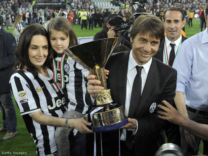 Három év, három bajnoki cím a Juventusnál