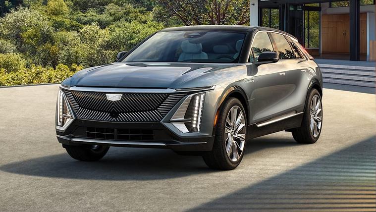 Itt az új Lyriq, nem lesz több benzines Cadillac