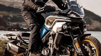 Hivatalos: piacra dobták a KTM alapú kínai túraendurót
