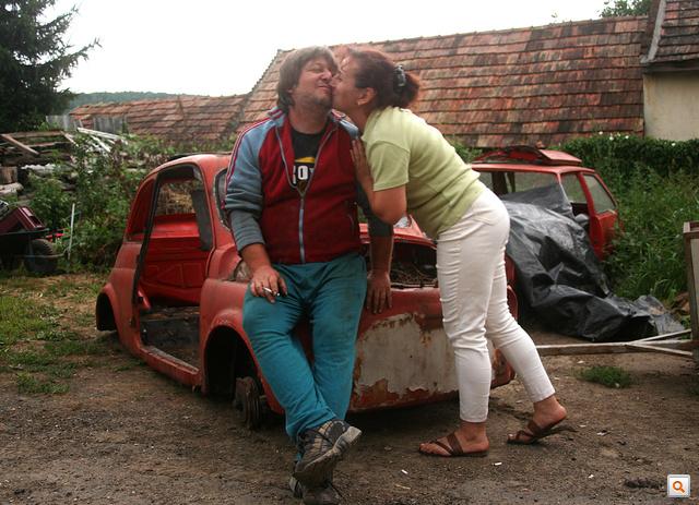 Karesznál, Fiat-bontás után