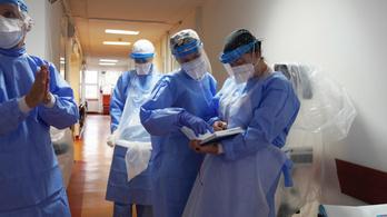 Több mint 11 ezren szorulnak kórházi kezelésre Romániában