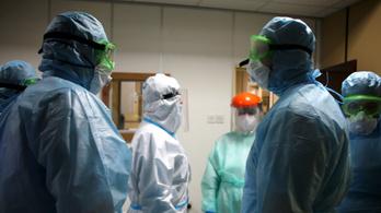 Szerbia: egyre kevesebb fertőzöttet ápolnak kórházban