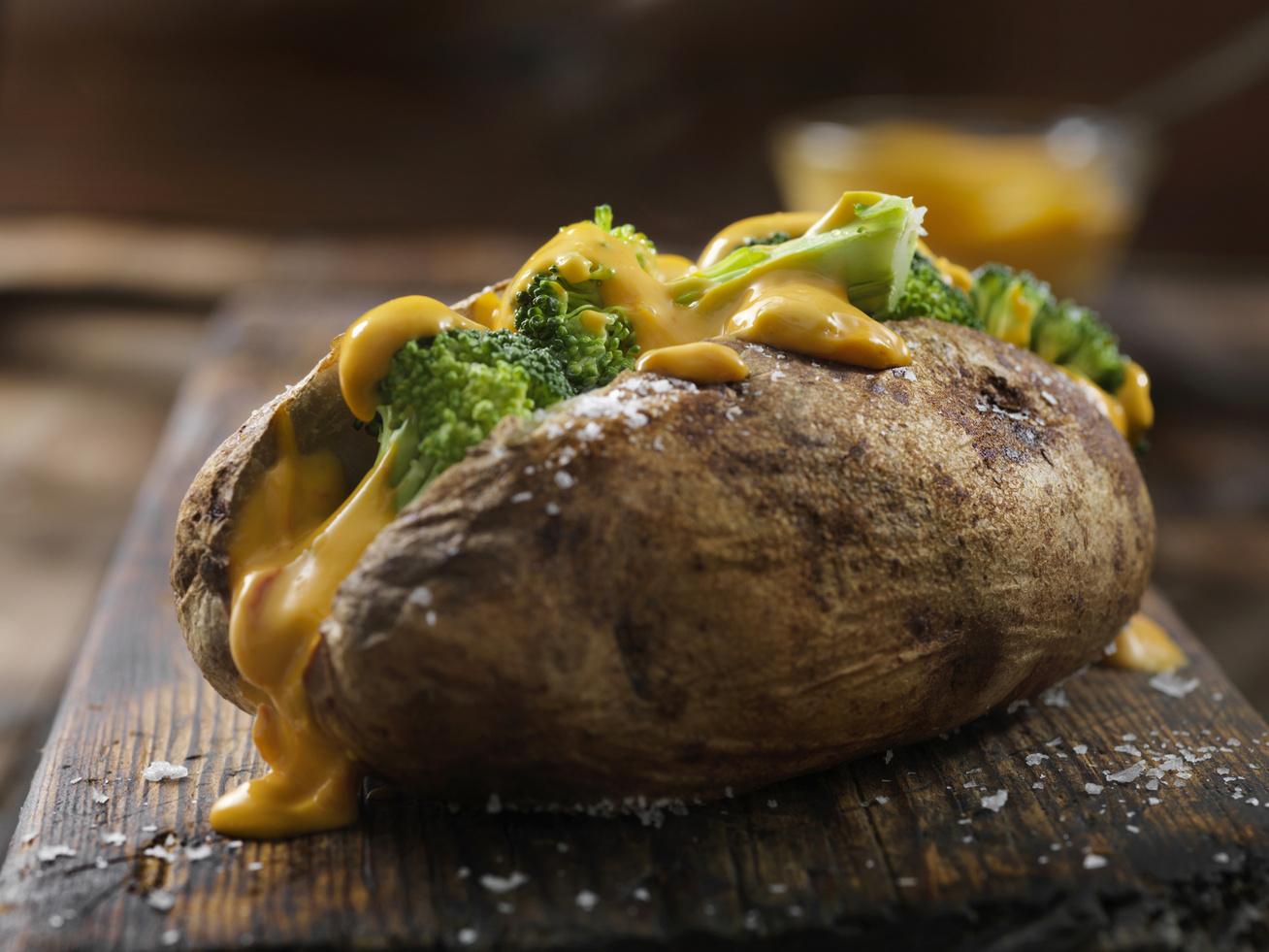 brokkolis krumpli