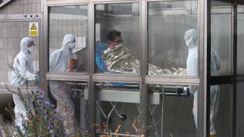Szlovákia: 1731 fertőzöttet ápolnak kórházban