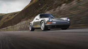 Dolgozott BMW-n és Airbuson, most mennyei retró Porsche 911-eseket épít