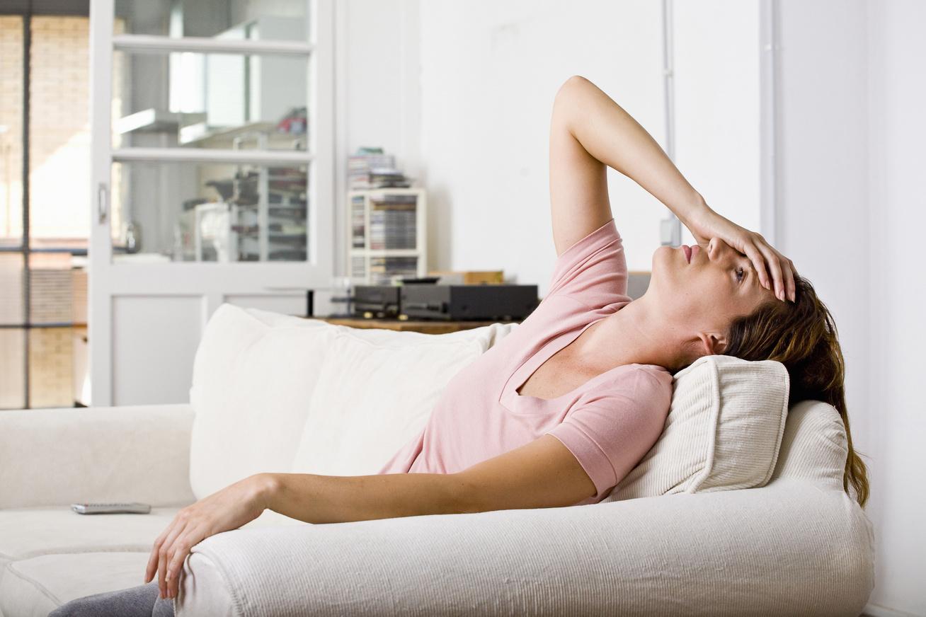 fejfájás fáradtság
