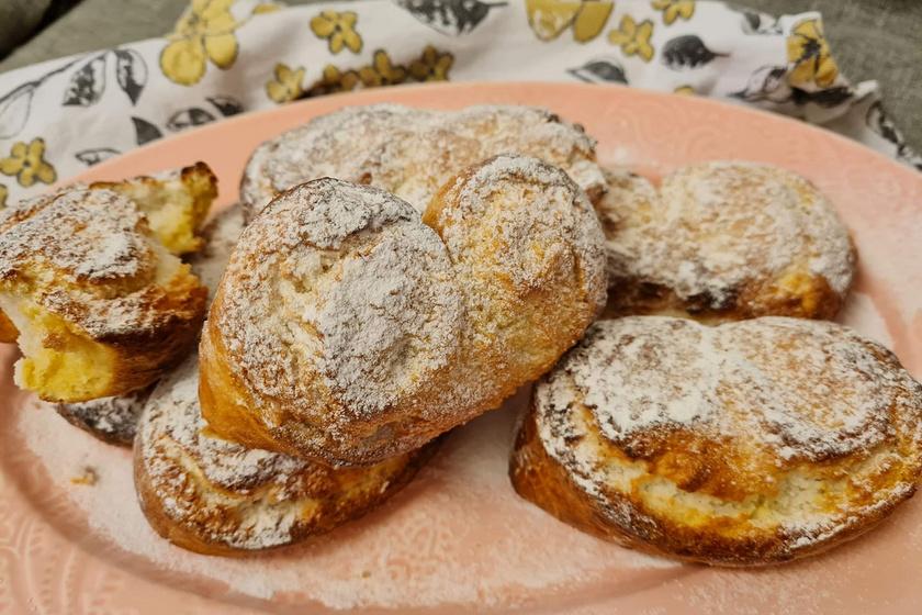 Kókuszos pálmalevél a nagyi konyhájából: édes napindítónak is tökéletes