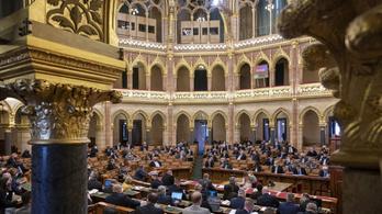 Beizzítják a szavazógépet a jövő héten az Országgyűlésben