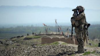 Összeomlik az afgán hadsereg amerikai támogatás nélkül