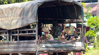Hazaárulással vádolják az egységkormányt Mianmarban, a junta letartóztatná őket