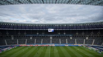 Zárt kapuk mögött rendezik meg a Német Kupa fináléját