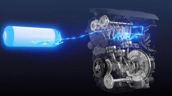Hidrogénhajtású dugattyús motorral kísérletezik a Toyota