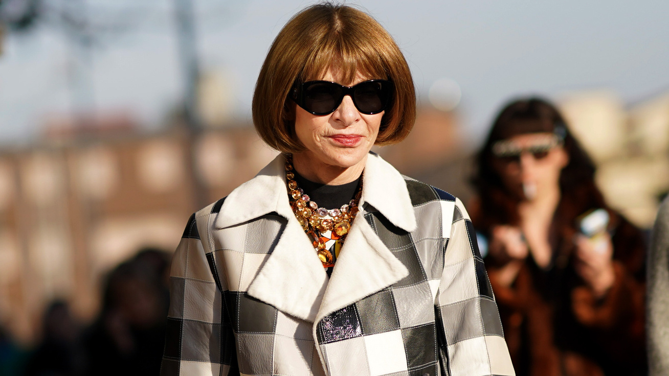 anna wintour cover