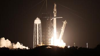 Újabb SpaceX rakéta indult a Nemzetközi Űrállomásra