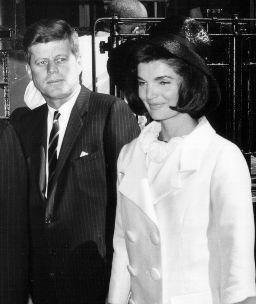 Jackie Kennedy elfogadta, hogy a férjének voltak szeretői.